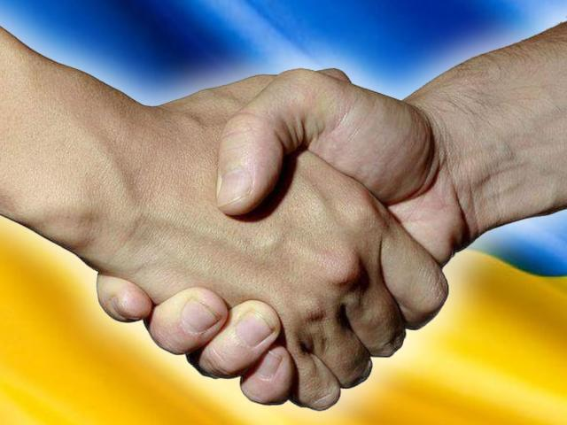 Голова політичної партії «Громадянський Союз» Едуард Єрьоменко та голова громадської організації «Добровольчий Альянс» Євгеній Тадеушевич Пташник підписали меморандум про спільну діяльність і співробітництво