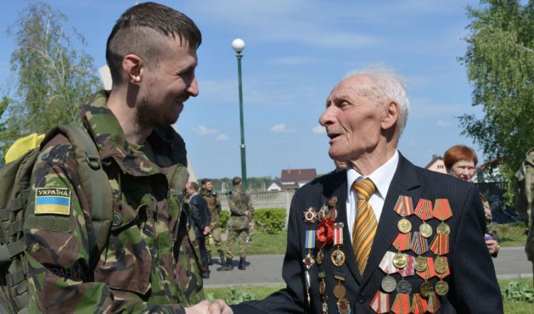 Ветерани та участники бойових дій